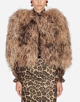 Dolce & Gabbana Fur Bolero