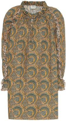 Baum und Pferdgarten Alwine printed cotton minidress