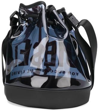 Diesel Logo Bucket Bag