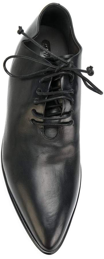 Marsèll lace-up wedge shoes