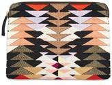 Lizzie Fortunato Tokyo Kaleidoscope Safari Clutch