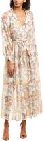 Banjanan Catalina Silk Maxi Dress