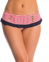Betsey Johnson Swimwear Carousel Skirtini Bottom 8146576