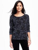 Old Navy Classic Crew-Neck Pullover for Women