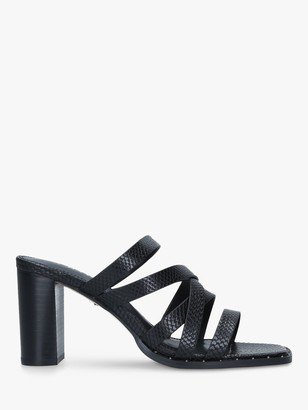 Carvela Safe Block Heel Mules