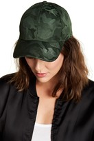 David & Young Satin Camo Baseball Cap