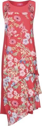 Vdp Club 3/4 length dresses