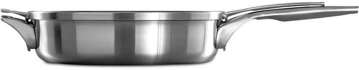Calphalon Premier Space-Saving Stainless Steel 5-Qt. Saute Pan & Lid
