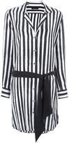 Equipment striped shirt dress - women - Silk - XS