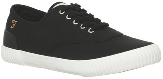 Farah Blink Sneakers Black Canvas