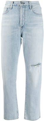 Citizens of Humanity McKenzie straight-leg jeans