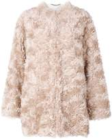 Stella McCartney Fur Free Fur jacket