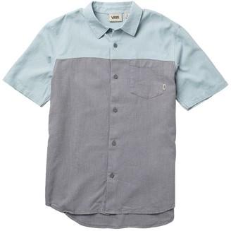 Vans By Blocking Smith Short Sleeve Shirt
