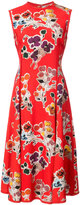 Jason Wu sleeveless floral dress