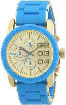 Diesel Women's Quartz Watch DZ5360 with Plastic Strap