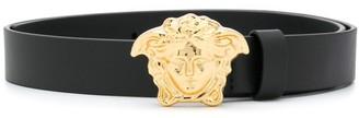 Versace TEEN Medusa buckle belt