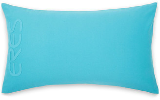 Eres Algodon Logo-embossed Scuba Beach Pillow