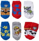 Nickelodeon Toddler Paw Patrol 6-pk. Ankle Socks