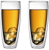 Bodum Iced Beverage Double Wall Glasses