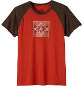 Prana Men's Red Rock Zen Raglan Graphic T-Shirt