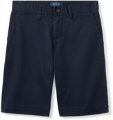 Ralph Lauren Aviator Navy Prospect Shorts - Boys