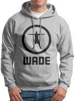 Sarah Men's Dwyane Wade Logo 4 Hoodie L