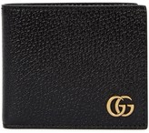 Gucci Gg Marmont Black Leather Wallet