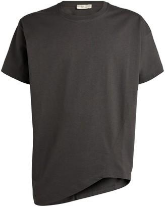 Bottega Veneta Asymmetric-Hem T-Shirt
