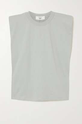 Frankie Shop Eva Cotton-jersey Tank