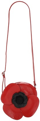 Charabia Poppy Leather Shoulder Bag