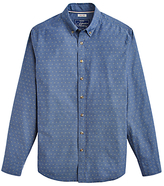 Joules Invitation Long Sleeve Shirt, Indigo Spot