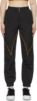 adidas Black Paolina Russo Edition Piping Track Pants