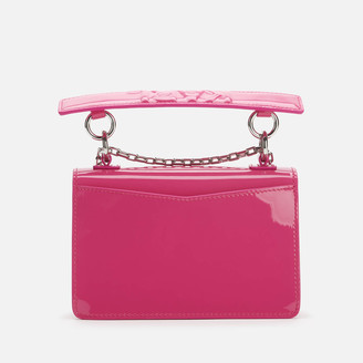 Karl Lagerfeld Paris Women's K Seven Mini Shoulder Bag - Neon Pink