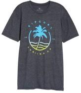 Rip Curl Men's Bliss Mock Twist Graphic T-Shirt