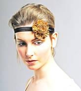 Blakegodbold Sequin Flower Deco Inspired Headband