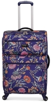 "Jessica Simpson Cascade 25"" Expandable Spinner Suitcase"