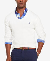 Polo Ralph Lauren Men's Slim-Fit V-Neck Sweater