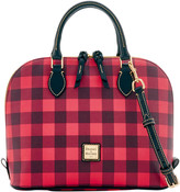Dooney & Bourke Tucker Zip Zip Satchel