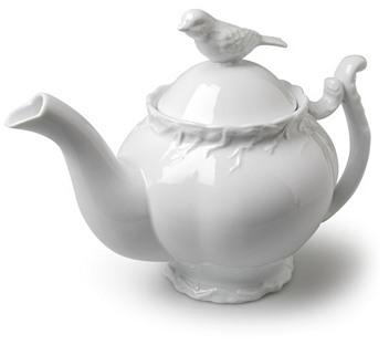 Bird & Branch Teapot