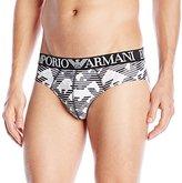 Emporio Armani Men's Fancy Camo Brief