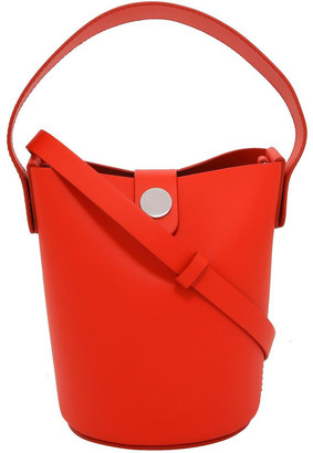 Sophie Hulme BG283LS Nano Swing Bucket Crossbody Bag