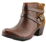 Earth Origins Raven Women W Round Toe Leather Brown Ankle Boot.