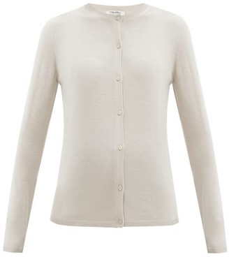 S Max Mara Sonale Cardigan - Light Beige
