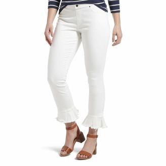 Hue Women's Fashion Denim Jean Skimmer Leggings