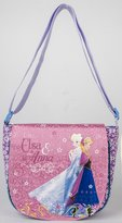 Disney Frozen Deluxe Anna Elsa Brand New Girls Fashionable Purse