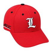 Top of the World Adult Louisville Cardinals Triple Threat Adjustable Cap