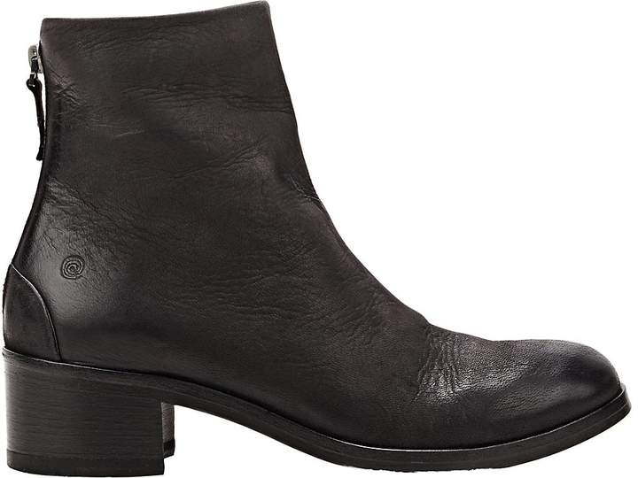 Marsèll Women's Back-Zip Ankle Boots