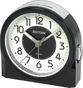 rhythm Alarm Clock Analogue 70647-7