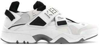 Kenzo colour-block sneakers