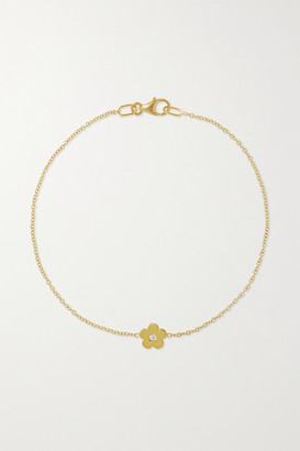 Jennifer Meyer 18-karat Gold Diamond Bracelet - one size
